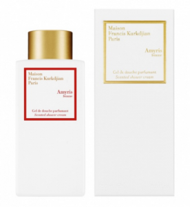Гель-крем для душа Amyris femme scented shower cream, 250 мл